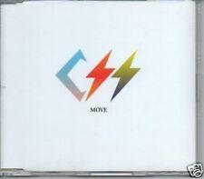 (300T) CSS, Move - DJ CD