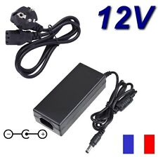 Ac Adapter Loader 12V Hard Drive LaCie 4Big Quadra USB Firewire 800