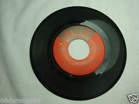 45 RPM RECORD JOE TEX MEN ARE GETTIN' SCARCE / YOU'RE GONNA THANK ME WOMAN DIAL