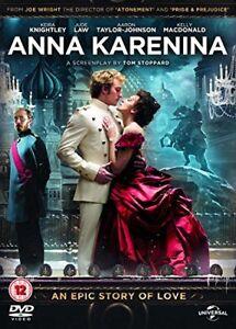 Anna Karenina [DVD][Region 2]