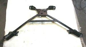 1994-1998 Mustang Convertible 3.8L V6 Strut Tower Reinforcement Support X-Brace