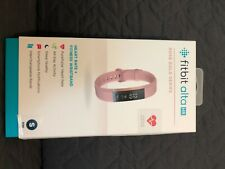 Fitbit Alta HR Rose Gold Series Small Fitness and Activity Tracker