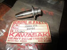 Kawasaki KZ 400 valve guide new 12006-012