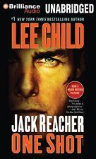 Lee CHILD / (Jack Reacher 09) ONE SHOT             [ Audiobook ]