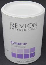NEW Revlon Professional BLONDE UP Dust-Free Bleaching Powder 8 Tones 500g 17.6oz