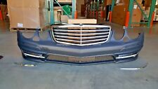 Mercedes Benz W211 03-09 E-Class E63 AMG Style Front Bumper Cover E320 E350 E50