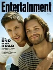 Entertainment Weekly Magazine SUPERNATURAL May 2020 B&N Exclusive - NO Label