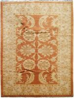 "Authentic  Wool RNR-939 5' 2"" x 7' 1"" Persian Sultanabad Rug"