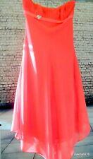 stunning Raylia prom ball bridesmaid dress hot coral 12