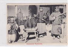 K 805 - Chinesische Musikanten, ungelaufen