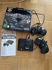 SEGA Mega Drive Mini Game Konsole 40+2 Classic Retro Spiele Plus 2 Controller