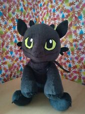 Build A bear How To Train your Dragon Soft Toy Toothless Collectable plush