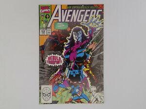 Avengers #318 Marvel Comics 1990 NM Nebula Triumphant!