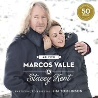MARCOS & STACEY KENT FEAT. JIM TOMLINSON VALLE - AO VIVO  CD NEW+