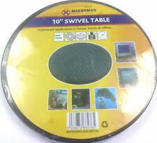 "10""/250mm SWIVEL TABLE ROTATING BASE TV MONITOR PLATFORM REVOLVING STAND  68476"