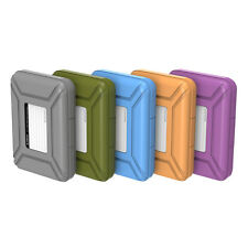 ORICO 3.5 inch 5 PCS HDD Protector Hard Drive HDD Protection Box Case Colorful