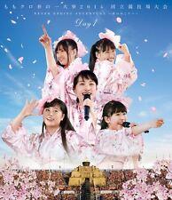 Momoiro Clover Z Haru no Ichidaiji 2014 Day1 Day2 Set 4 Blu-ray Japan KIXM-174