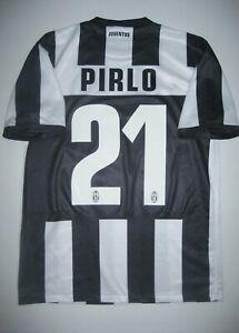 2012-2013 Juventus Nike Andrea Pirlo Jersey Kit Short Sleeve Home Shirt