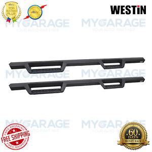Westin For 07-18 Silverado/Sierra 1500,2500HD HDX Cab Length Black Drop 56-13725