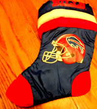 Presents Toys Candy Boys NFL Team Christmas Stocking BUFFALO BILLS