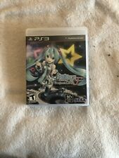 Hatsune Miku: Project DIVA F (Sony PlayStation 3, 2013)