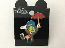 New Disneyland Jiminy Cricket Pin