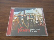 THE VAMPS Somebody To You  CD +POSTER B0021288-02 feat. Demi Lovato
