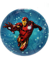 Marvel DyeMax Disc Golf Dynamic Discs Iron Man Fuzion Truth 177g Avengers New
