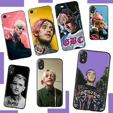 Boy Don Mp3-32849386407 West Lil Pump Inspired by charlie xcx Phone Case Compatible With Iphone 7 XR 6s Plus 6 X 8 9 Cases XS Max Clear Iphones Cases High Quality TPU Collectables