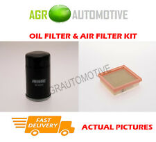 PETROL SERVICE KIT OIL AIR FILTER FOR NISSAN MICRA CC 1.4 88 BHP 2005-09
