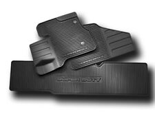 Genuine Ford Floor Mats All Weather Set DC3Z-2813300-A