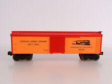 Lionel O Scale Joshua L. Cowen Reefer Item 6-19528 New