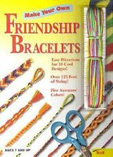Make Your Own Friendship Bracelets-ExLibrary