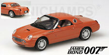 Ford Thunderbird Jinx James Bond Girl 007 Die Another Day 1:43 Model 400082130
