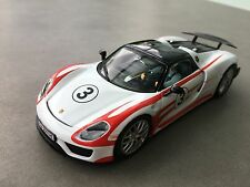 "Carrera Digital 132 30711 Porsche 918 Spyder , ""No. 3"" Karosse+Chassis NEU"