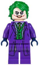 NEW LEGO JOKER FROM SET 76023 THE DARK KNIGHT TRILOGY (sh133)