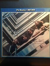 The Beatles LP 1967-1970 Signed Autographed by Paul McCartney