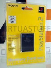 Sony OEM Scheda di Memoria 8mb per Playstation 2 Ps2 molto buono 6z