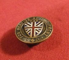 For Service At The Front Canadian Expeditionary Force Ww1 Class A Army Badge