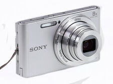 Sony DSC-W830 20.1 MP Digital Camera with 2.7 Inch LCD Display Silver