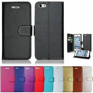 Wallet Flip Premium Leather Case Cover for Sony Xperia 1 5 L1 L3 L4 XA2 10ii XZ2