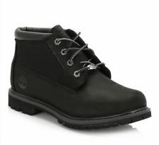 Timberland Ladies Black Nellie Double Waterproof Chukka Boots 23398 UK 5.5