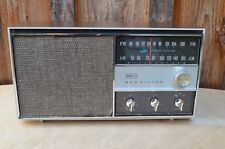 VTG RCA Victor RGC23W AM/FM AFC Table Top Radio Mid Century TESTED & WORKING!