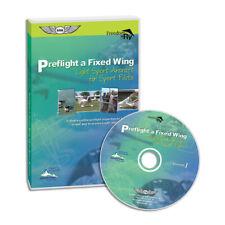 SPORT PILOT DVD, PREFLIGHT A FIXED WING, AVIATION SUPPLIES & ACADEMICS