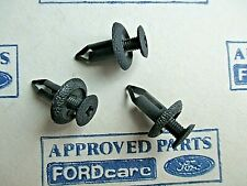 Genuine Ford retainers clips x 3. Splash engine tray. # V840058AANND.Many models