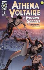 Athena Voltaire And The Volcano Goddess #2 Cover A Comic Book 2017 - Action Lab
