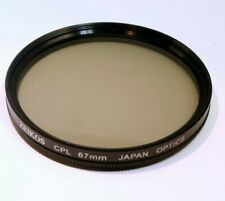 Zeikos 67mm Filter Cir-PL C-PL Circular Polarizer lens Polar
