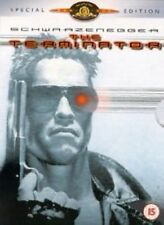The Terminator (2001) 2 Disc Set Michael Biehn, Lance Henriksen UK REGION 2 DVD