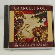 An Angel's Noel by Ware-Patterson Duo Portrayed on Flute Classical Guitar