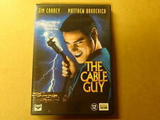 DVD / THE CABLE GUY ( JIM CARREY, MATTHEW BRODERICH )
